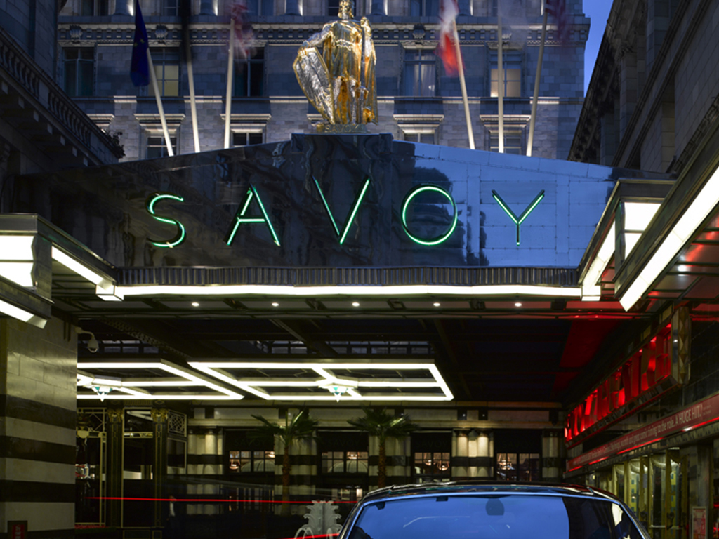 the savoy hotel the ardex range of tile fixing products exceeded
